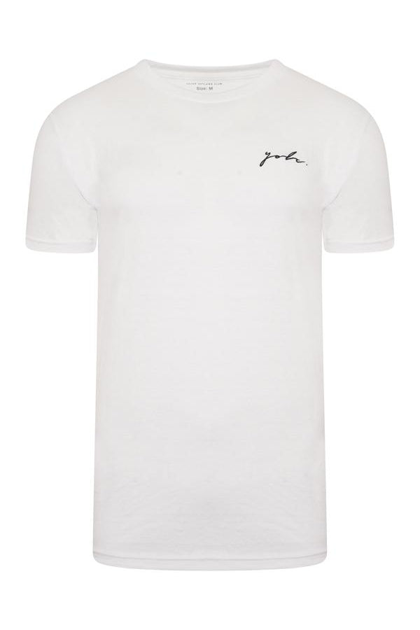 Signature Logo T-Shirt White