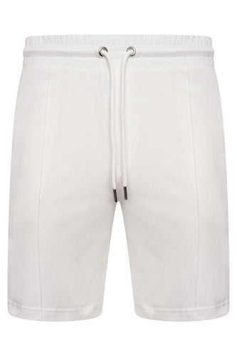 Signature Jersey Shorts Light Sand