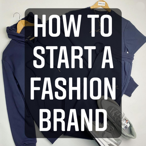 1 HOUR ZOOM: How to Start a Fashion Brand