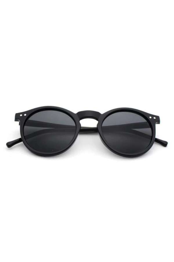 Monaco Sunglasses Black