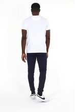 Load image into Gallery viewer, Skinny Fit Joggers Navy