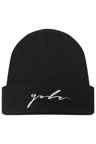 ACCESSORIES - Signature Beanie Hat