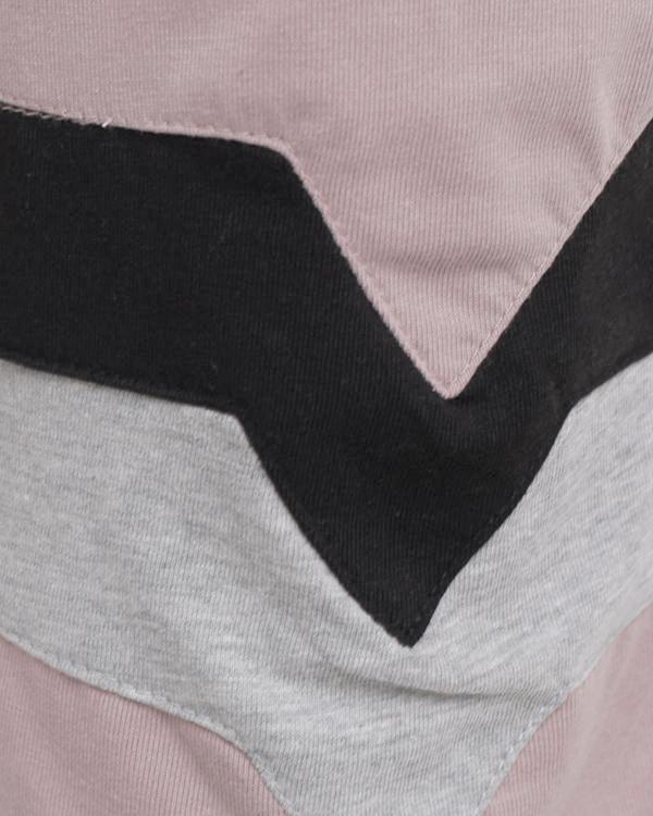 Arrow Short Set Dusty Pink