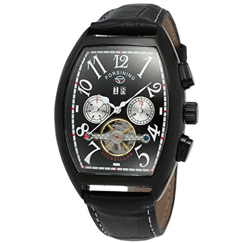Casablanca Automatic Watch Black
