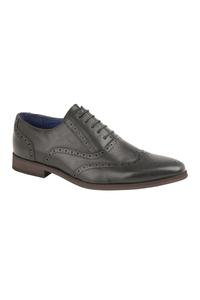 Footwear - Canterbury Brogues Black