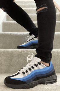 Footwear - OG 95 Trainers Black/ Blue