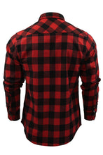 Load image into Gallery viewer, Jack Check Shirt Red/ Black