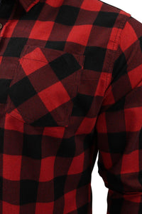 Jack Check Shirt Red/ Black