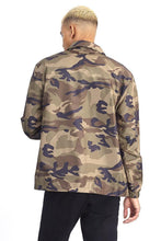 Load image into Gallery viewer, Jackets - Camo Coach Jacket