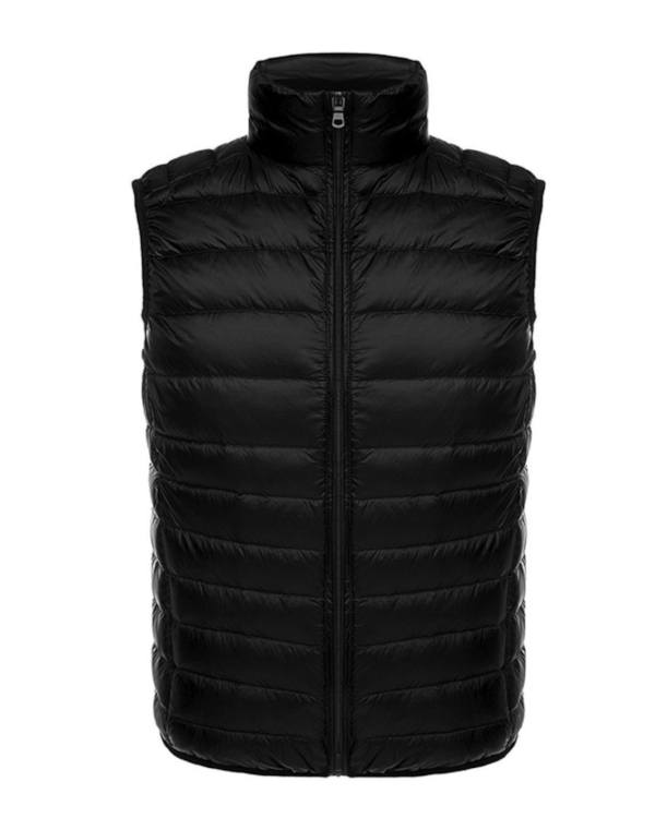 Jackets - Classic Puffer Gilet Black