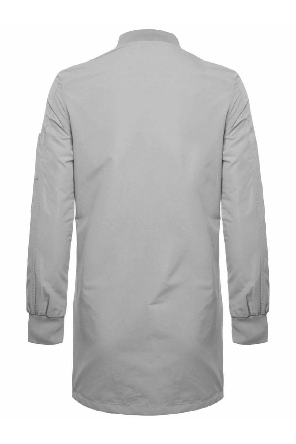 Jackets - Cobra II Longline Lightweight MA1 Grey