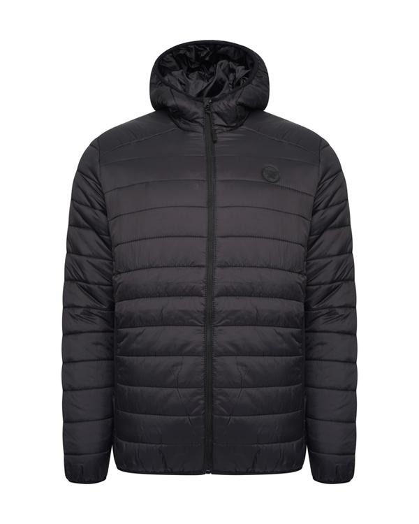 Jackets - DS Puffer Jacket Black