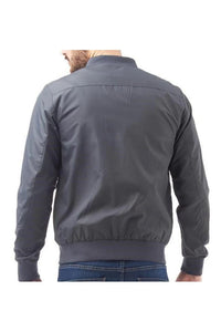 Jackets - Lightweight Bomber Jacket Grey