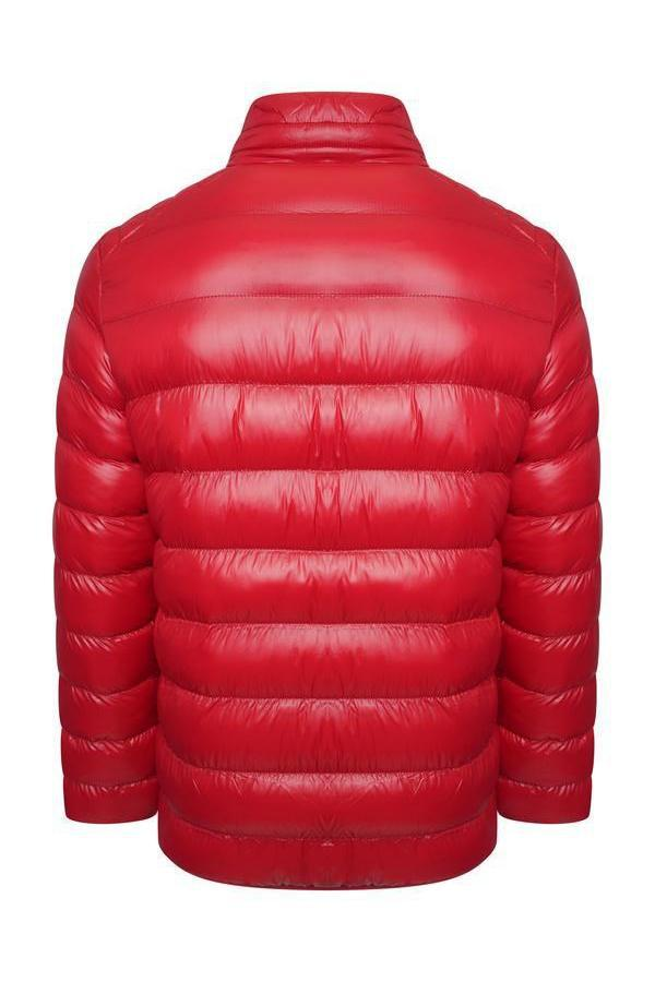 Jackets - Lightweight Puffer Red
