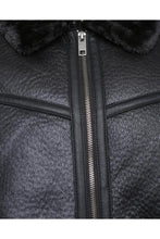 Load image into Gallery viewer, Jackets - Luxury Fur Lined Blackout MA2 Jacket