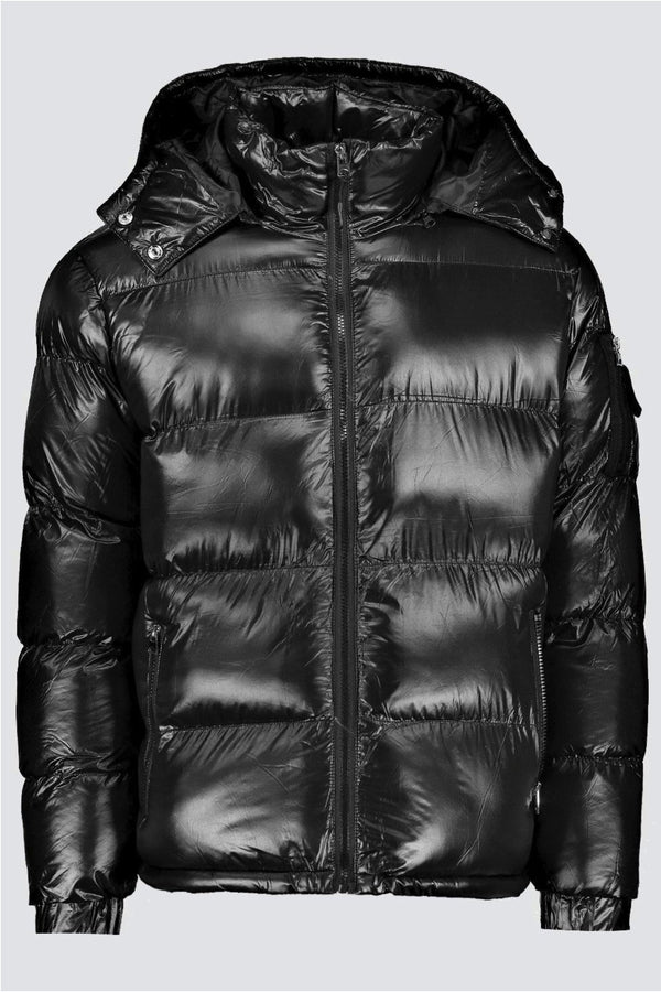 Jackets - Mountain Puffer Shine Black