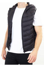 Load image into Gallery viewer, Jackets - Puffer Gilet Black
