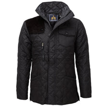 Load image into Gallery viewer, JACKETS - Range Quilted Jacket Black