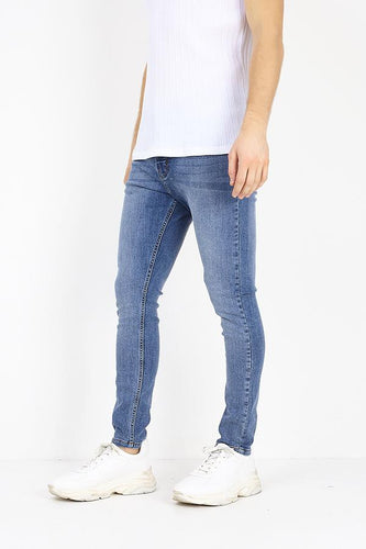 Jeans - Skinny Jeans Light Blue