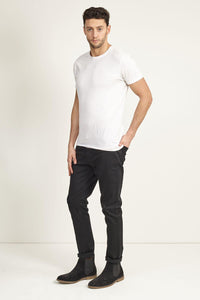 Jeans - Skinny Stretch Jeans Black