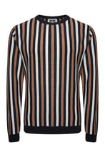 Load image into Gallery viewer, Knitwear - Spring Stripe Knit Gold
