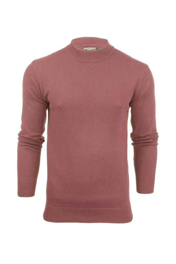 Knitwear - Turtle Lightweight Knit Dusty Pink