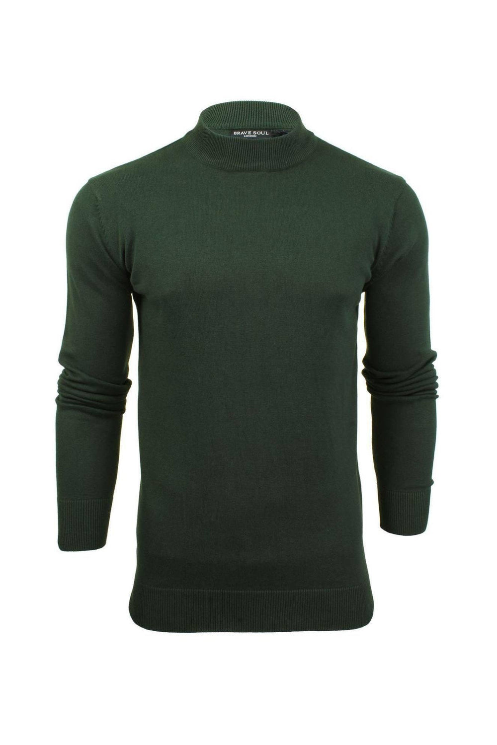Knitwear - Turtle Lightweight Knit Green