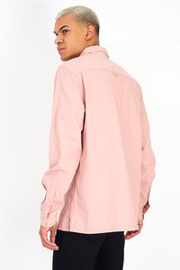 Oxford Shirt Cotton Pink
