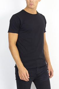 Cutoff T-Shirt Black