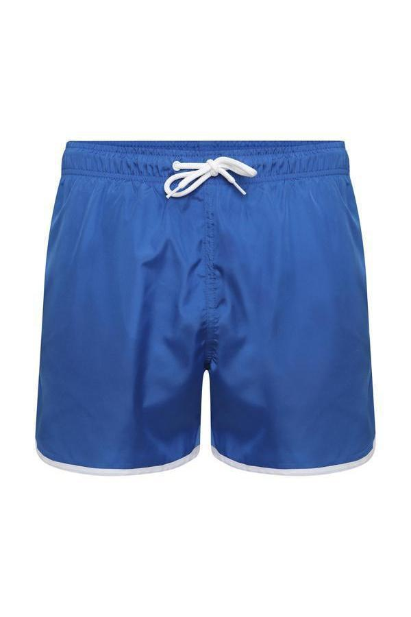 Shorts - Basic Swim Shorts Blue