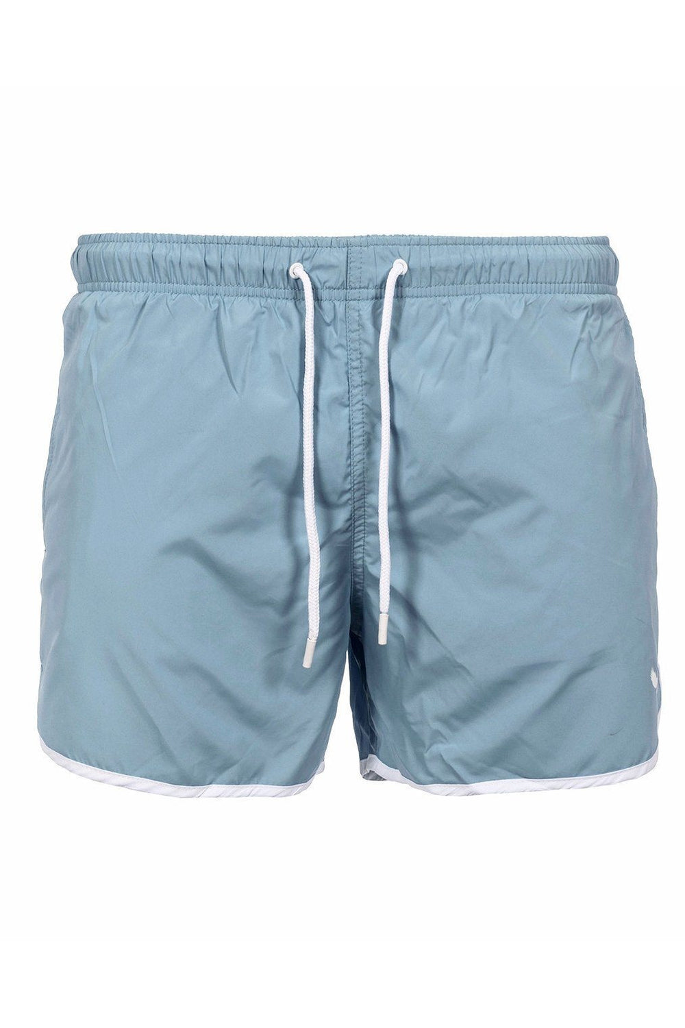 Shorts - Basic Swim Shorts Dusty Blue