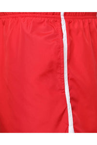 Shorts - Basic Swim Shorts Red