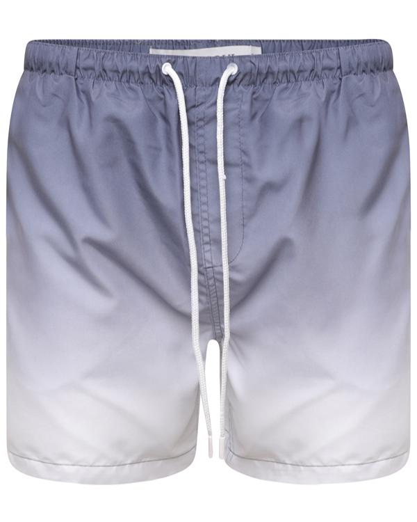 Shorts - Dipdye Swim Shorts White