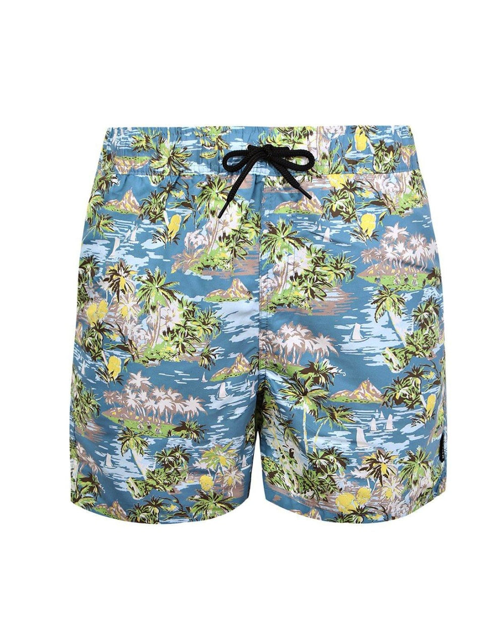 Shorts - Hawaiian Swim Shorts