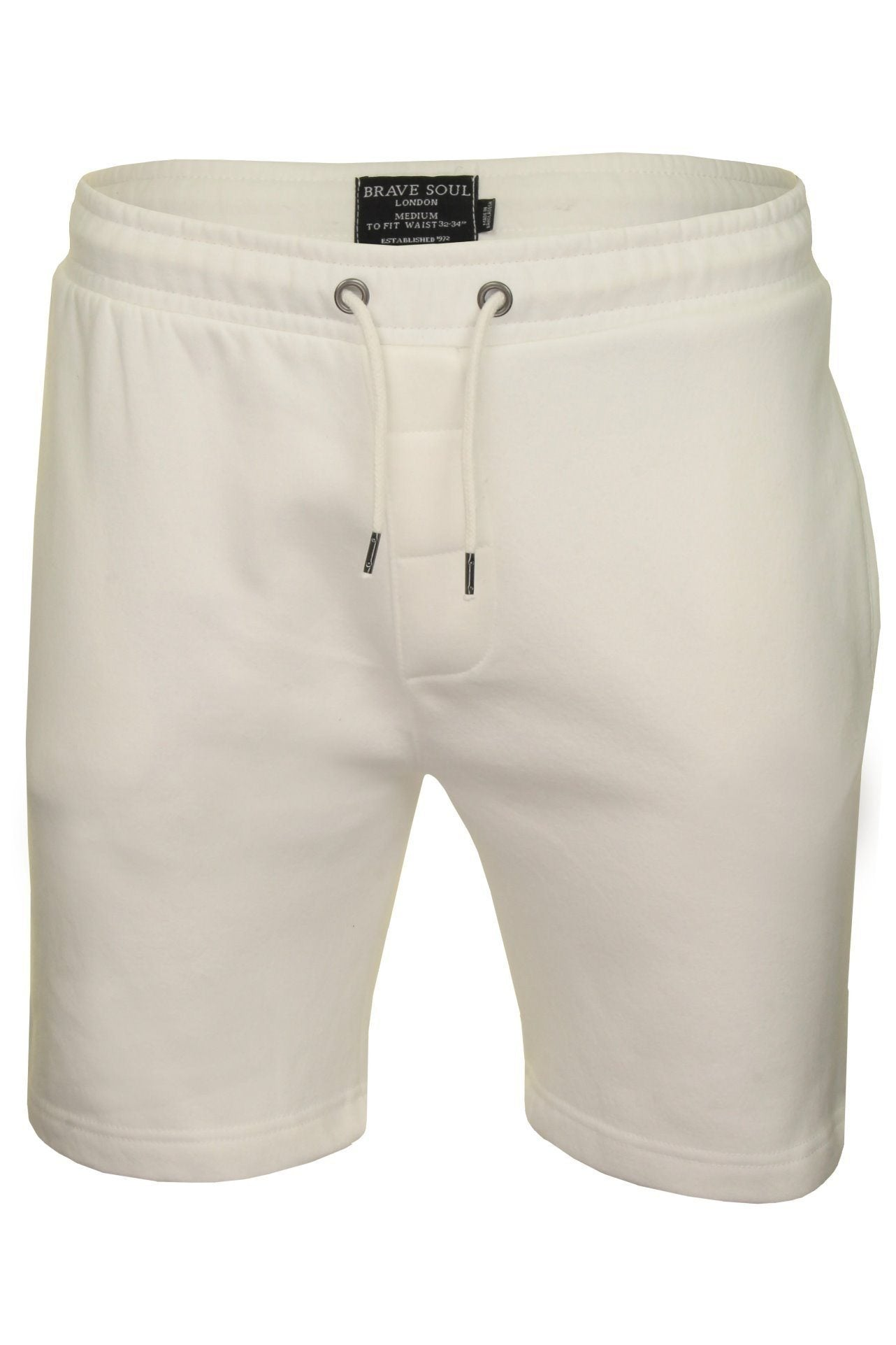 Shorts - Jersey Shorts Off White