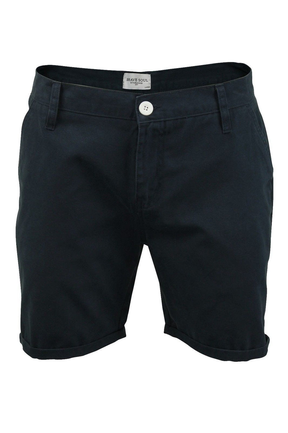 Shorts - O Skinny Chino Shorts Navy XL