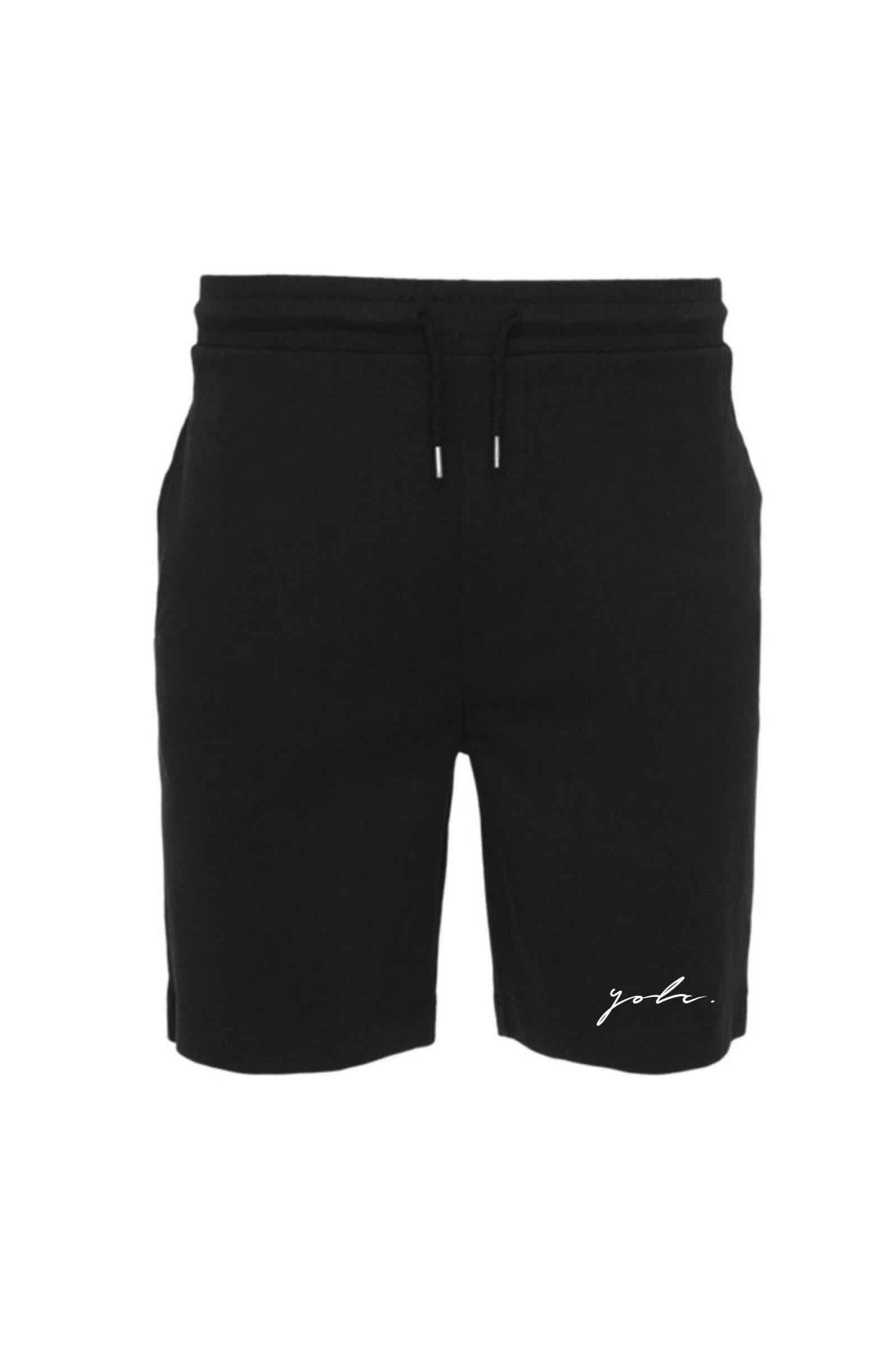 Shorts - Signature Jersey Shorts Black