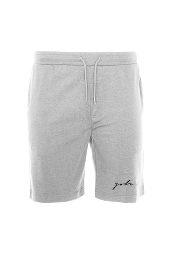 Shorts - Signature Jersey Shorts Grey
