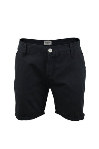 Shorts - Skinny Chino Shorts Black