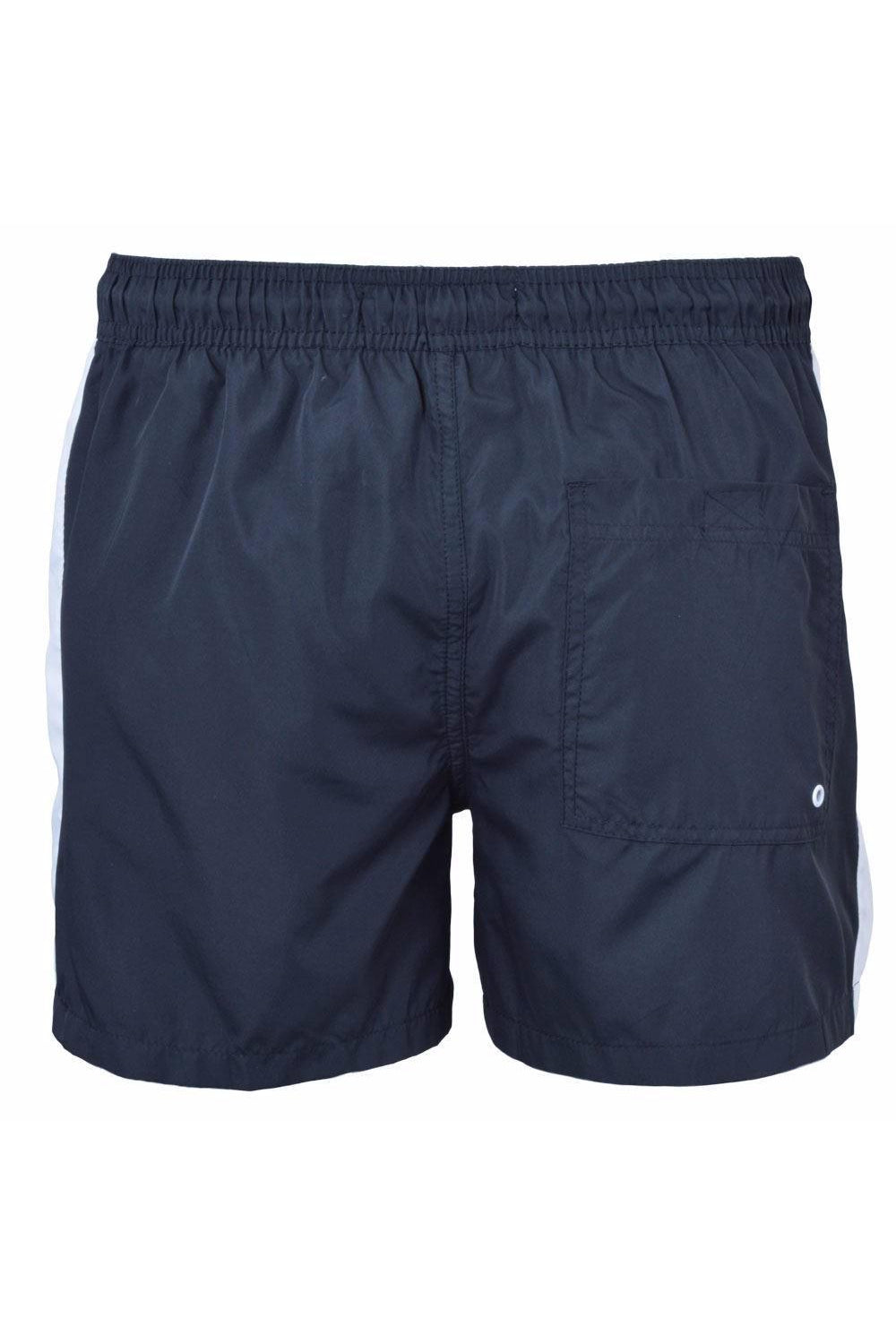 Shorts - Speed Stripe Swim Shorts Navy