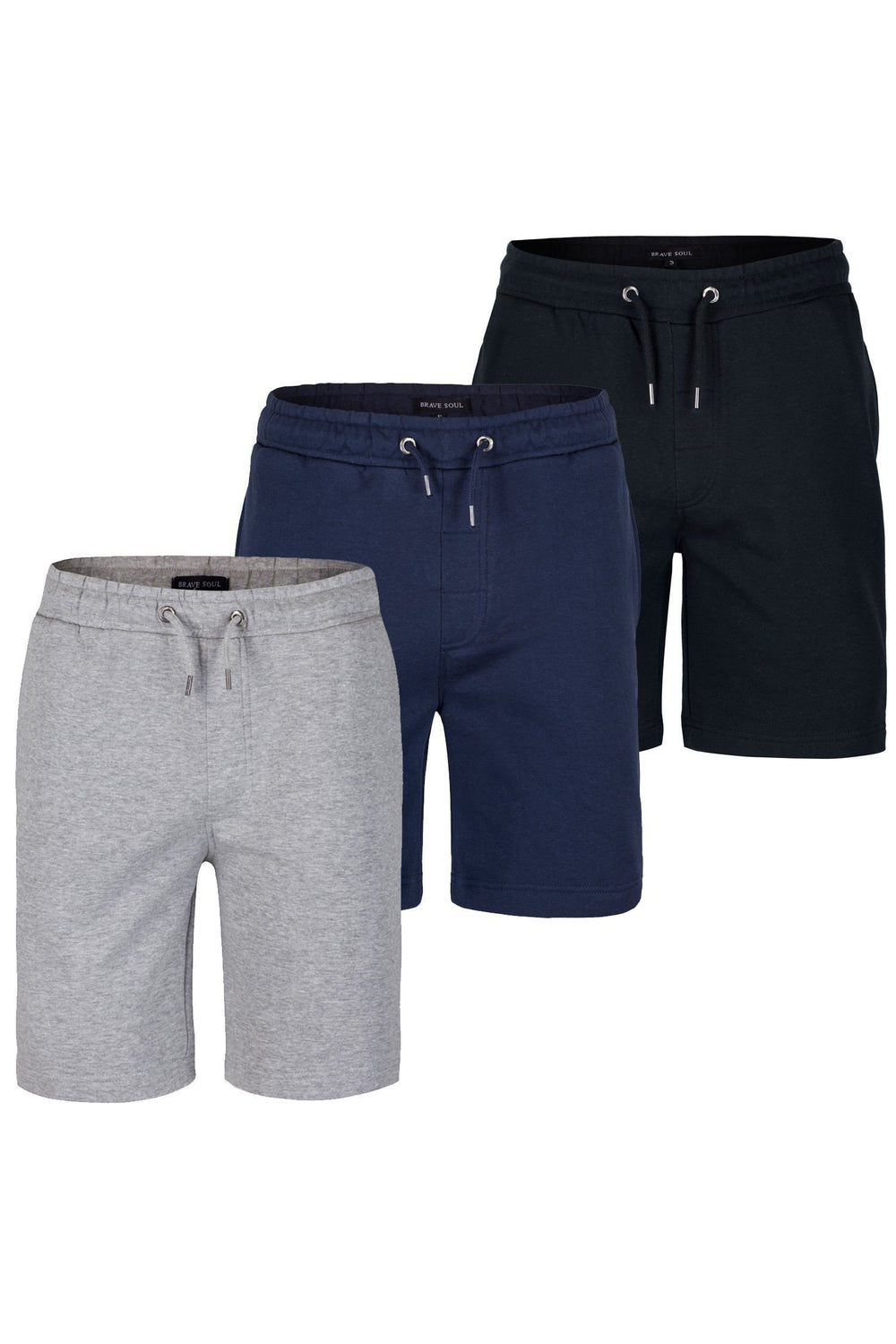 Shorts - YOLC. Sweat Shorts Navy