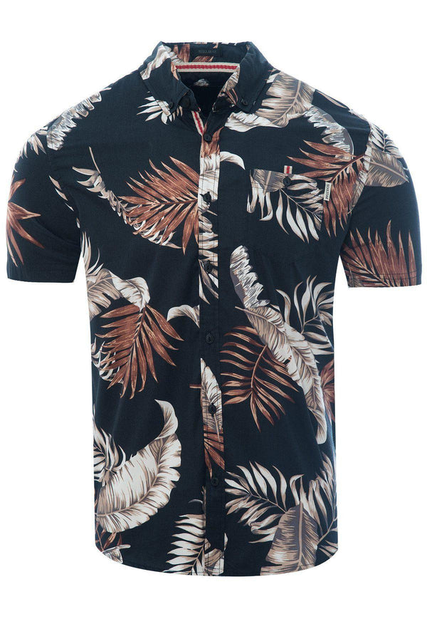 Soft Feather Holiday Shirt Black