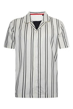Load image into Gallery viewer, Soft Feel Classic Stripe Shirt White
