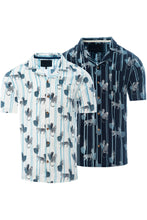 Load image into Gallery viewer, Soft Feel Jaguar Shirt Navy