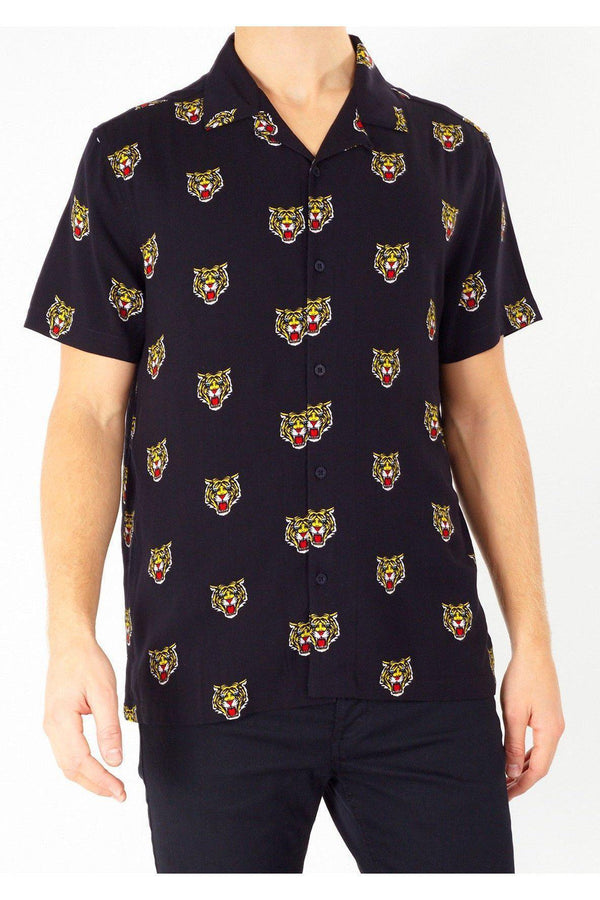 Soft Feel Tiger Shirt