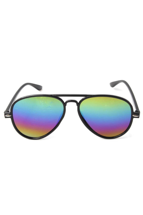Sunglasses - Brow Bar Aviators Revo
