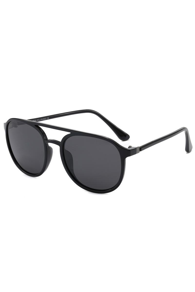 Sunglasses - Brow Bar Gloss Sunglasses Black