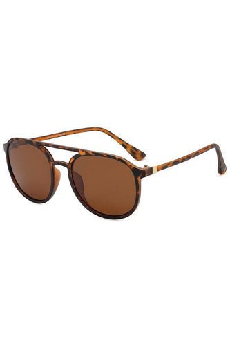Sunglasses - Brow Bar Gloss Sunglasses Leopard
