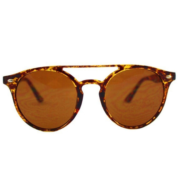 Sunglasses - Brow Bar Sunglasses Tortoise
