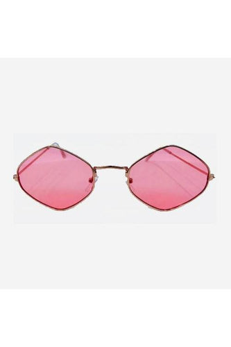 Sunglasses - Diamond Sunglasses Red